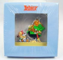 The Archives of Asterix - Atlas - Metal figures n°29 - Obélix enfant and Idéfix and Barbe-Rouge
