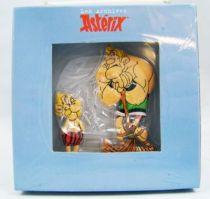 The Archives of Asterix - Atlas - Metal figures n°3 - Astérix and Cornedurus