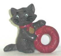 The Aristocats - Bully PVC figure - Berlioz with buoy