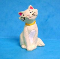 The Aristocats - Bully PVC figure - Duchess (white)