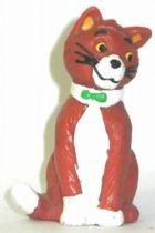 The Aristocats - Bully PVC figure - Thomas O\'Malley