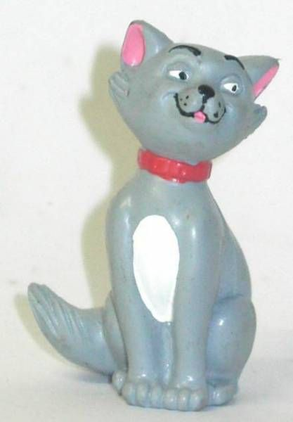 The Aristocats - Comic Spain PVC figure - Duchess