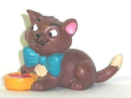 The Aristocats - Comic Spain PVC figure - Toulouse