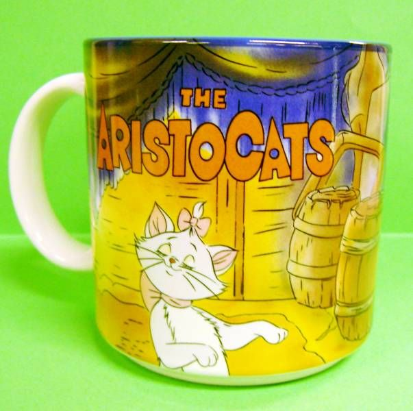The Aristocats - Disney Mug - Thomas O\'Malley & Duchesse