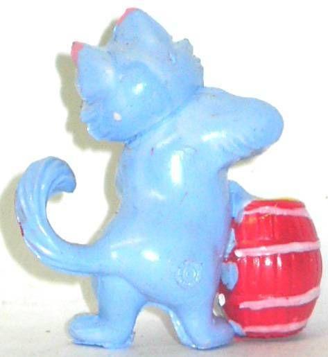 The Aristocats - Heimo PVC figure - Billy Bass