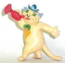 The Aristocats - Heimo PVC figure - Scat Cat