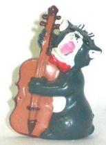 The Aristocats - Kinder plastic  figure - English Cat