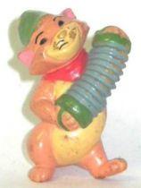 The Aristocats - Kinder plastic  figure - Italian Cat