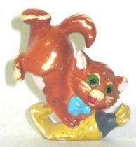 The Aristocats - Kinder plastic  figure - Toulouse