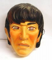 The Beatles - Face-mask (by César) - George Harrison