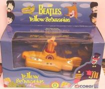The Beatles Corgi Yellow Submarine re-issue
