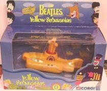 The Beatles Corgi Yellow Submarine re-issue
