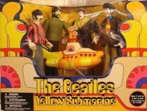 The Beatles Yellow Submarine - boxed set of 4 McFarlane figures