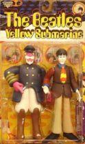 The Beatles Yellow Submarine - Paul McCartney & Captain Fred - McFarlane figure
