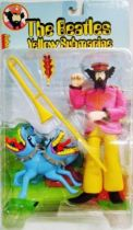 The Beatles Yellow Submarine (Sgt. Peppers Lonely Hearts Club Band) - John Lennon & Bulldog - McFarlane figure