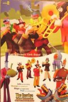 The Beatles Yellow Submarine Sgt. Peppers Lonely Hearts Club Band - Set of 4 McFarlane figures
