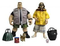 The Big Lebowski - Bif Bang Pow! - The Dude & Walter