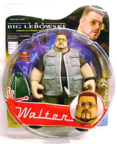 The Big Lebowski - Bif Bang Pow! - The Dude & Walter