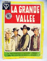 The Big Valley Vedettes T.V. 1977 - Sagédition