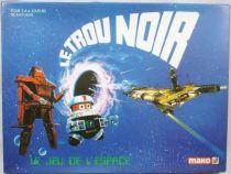 The Black Hole - Board game - Mako France 1980