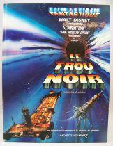 The Black Hole - Hachette EDI Monde 1980 - Story Comic Book (french)