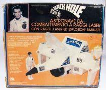 The Black Hole - Mego - Battle Starship