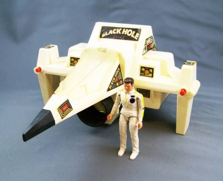 The Black Hole - Mego - Battle Starship