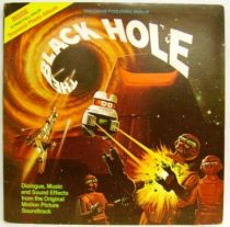 The Black Hole - Record-Book 33s - Disneyland Record 1979