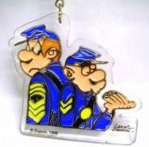 The Blue Boys - Key-chain - Blutch & Chesterfield
