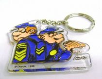 The Blue Boys - Key-chain - Blutch & Chesterfield