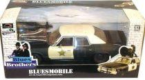 The Blues Brothers - Bluesmobile (Dodge Monaco 1974) 1:18 scale die-cast