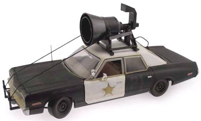 The Blues Brothers - Bluesmobile (Dodge Monaco 1974) 1:18 scale die-cast