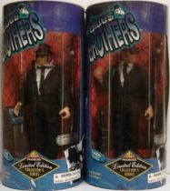The Blues Brothers - Elwood & Jake - Exclusive Premiere 10\'\' figures