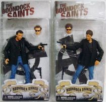 The Boondock Saints - Connor & Murphy McManus - NECA