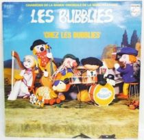 The Bubblies - LP Record - Original French TV series Soundtrack - Philips Records