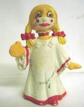 The Bubblies - Schleich PVC Figure - Fairly Gwendoline (Harpe)