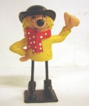 The Bubblies - Schleich PVC Figure - Fred (DoubleBass)