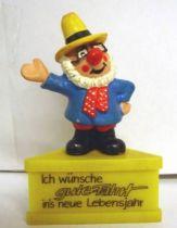 The Bubblies - Schleich PVC Figure - Mr Santigrade (Birthday annoncer)