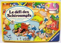 Le défi des Schtroumpfs - Jeu de société Ravensburger 01