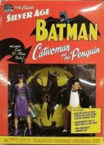 The Classic Silver Age - Catwoman & The Penguin