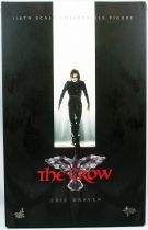 The Crow - Eric Draven (Brandon Lee) - Figurine 30cm Hot Toys Sideshow