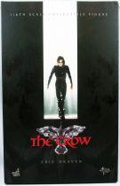 The Crow - Eric Draven (Brandon Lee) - Figurine 30cm Hot Toys Sideshow