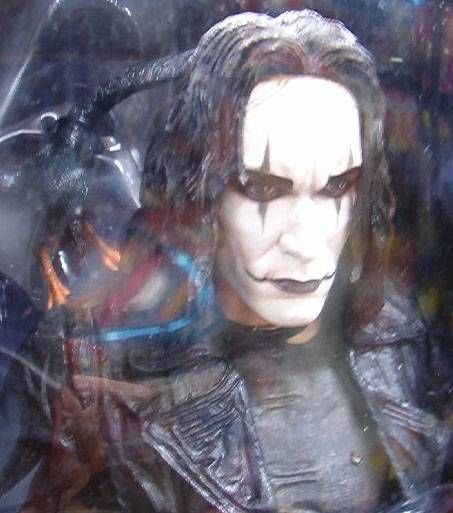 The Crow (Eric Draven) 18 inches NECAn Actived Sound