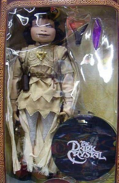 "The Dark Crystal - Jen & Kira Gelfling 12\"" figures - Sideshow Toy"