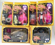 The Dark Crystal - ReAction - Set de 6 figurines : Jen, Kira with Fizzgig, Aughra, Ursol the Mystic, The Chamberlain Skeksis, Th