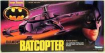 The Dark Knight Collection Batcopter Kenner Vehicle for Action figure Mint in box