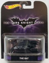 The Dark Knight Rises - Hot Wheels - Mattel - The Bat
