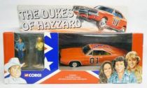 The Dukes of Hazzard - Corgi - 1:36 scale 1969 Dodge Charger General Lee diecast (w/Luke & Bo Duke)