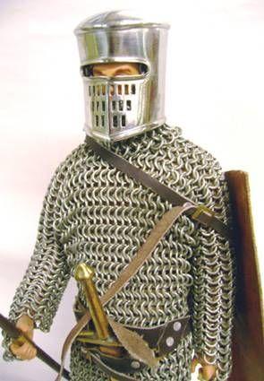 The Elite Brigade - Sergeant, Teutonic Order Ref.GIEARM-36