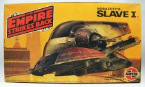 The Empire strikes back - Airfix - Boba Fett\'s Slave 1